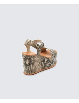 Datiah Wedges by Dolce Vita