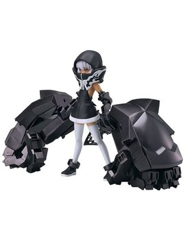 Good Smile Figma Tv Animation Version Black Rock Shooter Strength Pvc Figure by Good Smile