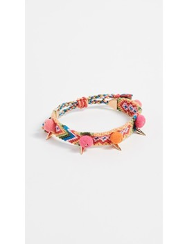 Cha Cha Friendship Bracelet by Rebecca Minkoff