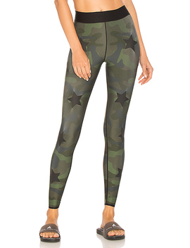 Ultra Silk Knockout Legging by Ultracor