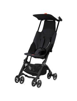 Gb Pockit Stroller, Satin Black by Gb