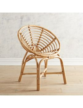 Natural Dining Chair by Papasan Collection