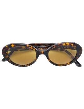 'parquet' Cat Eye Sonnenbrille by Oliver Peoples