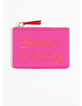 Summer Is Coming Purse by & Other Stories