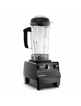 Vitamix Standard Programs Blender, Black (Certified Refurbished) by Vitamix