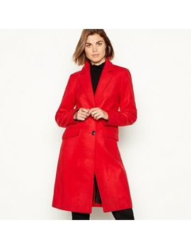 The Collection   Red City Coat by The Collection