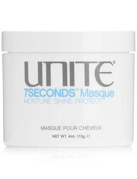 7 Seconds Masque, 4 Oz., From Purebeauty Salon & Spa by Unite