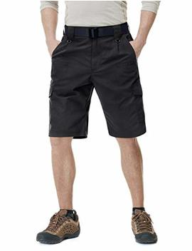 Cqr Men's Urban Tactical Lightweight Utiliy Edc Cargo Classic Uniform Shorts Txs410/Tsp202 by Cqr