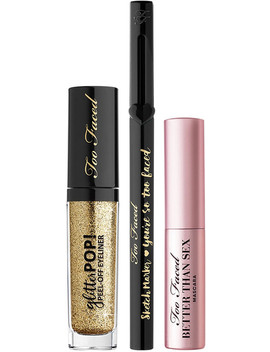 Online Only Lucky B* Set by Too Faced