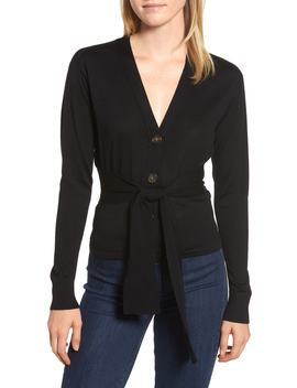 Sylvia Wool Wrap Cardigan by J.Crew