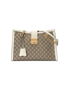 Gucci Padlock Medium Gg Shoulder Baghome Women Gucci Bags Tote Bags by Gucci