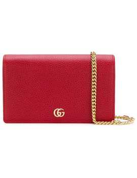 Gucci Gg Marmont Mini Chain Baghome Women Gucci Bags Messenger & Crossbody Bags by Gucci