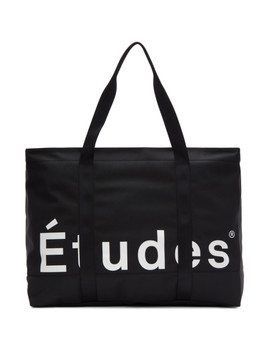 Black August Duffle Bag by Études