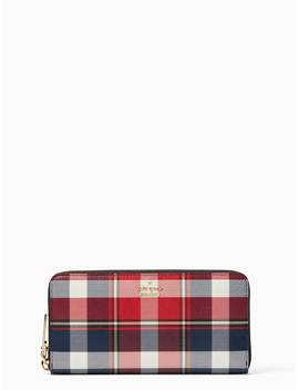 Cameron Street Rustic Plaid Lacey by Kate Spade