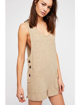 On The Run Romper by Free People