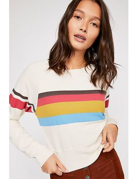 We The Free Laurel Canyon Pullover by Free People