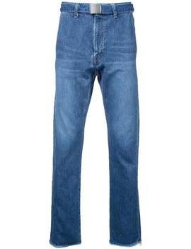 Doubletslim Fit Jeanshome Men Doublet Clothing Slim Fit Jeans by Doublet