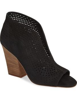 Kainan Open Toe Bootie by Vince Camuto