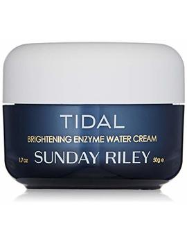 Sunday Riley Tidal Brightening Enzyme Water Cream by Sunday Riley