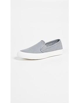 Seaside Slip On Sneakers by Sperry