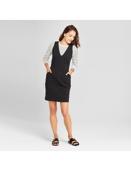 Women's Sleeveless Sheath Ponte Dress   A New Day™ by A New Day™