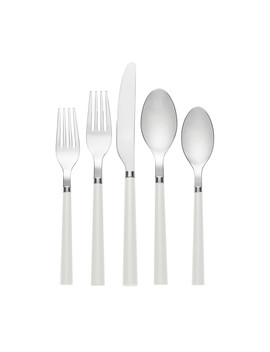 20 Piece Flatware Set by Kate Spade