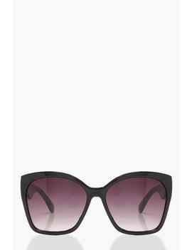 Oversized Sunglasses by Boohoo