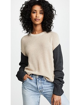 Calico Sweater by Splendid