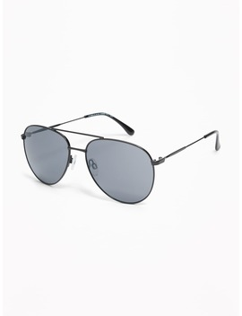 Classic Aviator Sunglasses For Women by Old Navy
