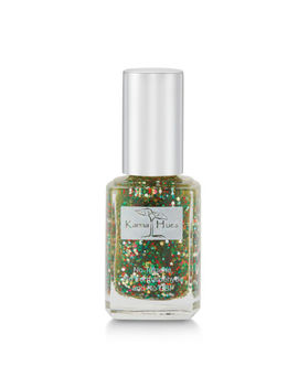 "Karma Organic Nail Polish Non Allergenic For Women(""Fist Pumps And Beats"") by Karma Organic Spa"
