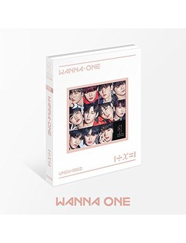 Ymc Entertainment Wanna One   1÷χ=1 Undivided (Special Album) [Wanna One Ver.] Cd+Photobook+2 Photocards+Magnet+Lyrics+Golden Ticket+Folded Poster+Free Gift by Ymc Entertainment