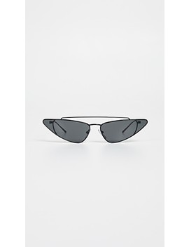 Ultravox Cateye Sunglasses by Prada
