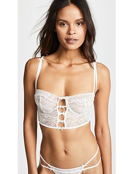 Sophie Corset Bra by For Love & Lemons