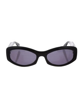 Quilted Cc Sunglasses by Chanel