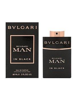 Bvlgari Man In Black Eau De Parfum Spray, 2 Ounce by Bvlgari