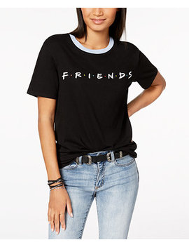 Juniors' Friends Graphic T Shirt by Hybrid