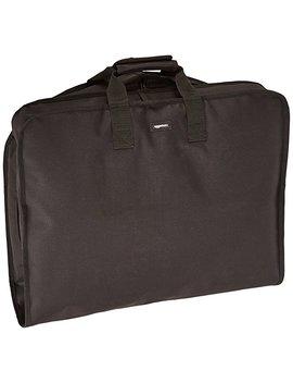Amazon Basics Travel Garment Bag, Black by Amazon Basics