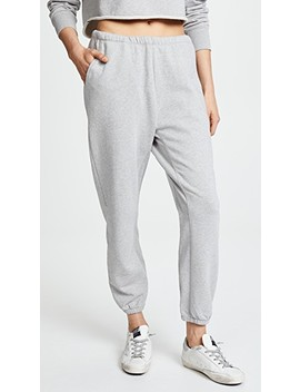 Gusset Sweatpants by Frame