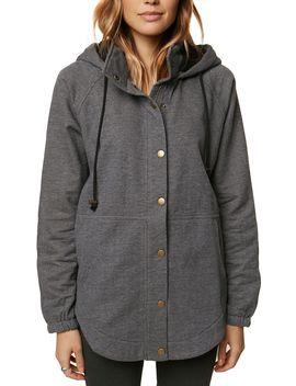 O'neill Women's Mink Fleece Jacket by O'neill