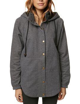 O'neill Women's Mink Fleece Jacket by O'neill