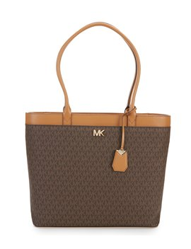 Maddie Large Pocket Colorblock Tote by Michael Michael Kors
