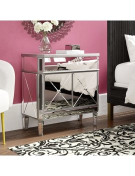 House Of Hampton Nicci 1 Drawer Accent Cabinet & Reviews by House Of Hampton