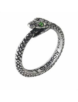 The Sophia Serpent Ring Ouroboros By Alchemy Gothic by Alchemy Of England