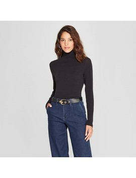 Women's Long Sleeve Turtleneck   A New Day™ by A New Day™