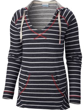Columbia Women's Tropic Haven Stripe Hoodie by Columbia