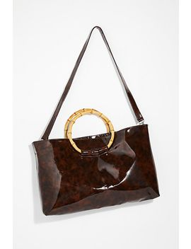 Briana Bamboo Handle Tote by Free People