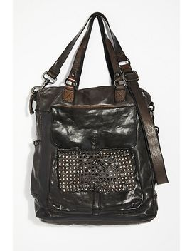 Aversa Studded Tote by Free People
