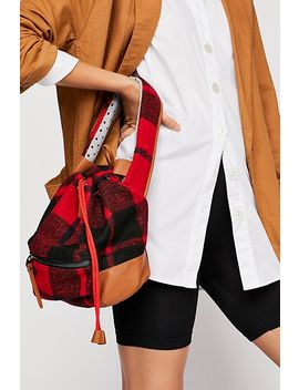 Maho Plaid Shoulder Bag by Free People