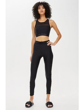 Caging Leggings By Ivy Park by Topshop