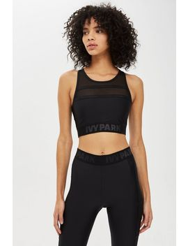 Caging Bra By Ivy Park by Topshop